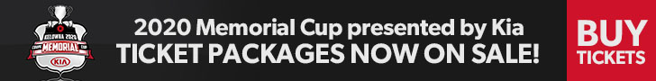 Memorial Cup Home page bar